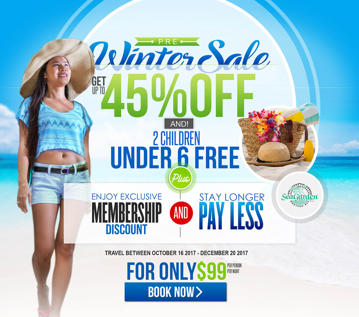 winter all inclusive vacation in jamaica